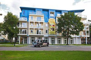 BalticSpa Hotele nad morzem