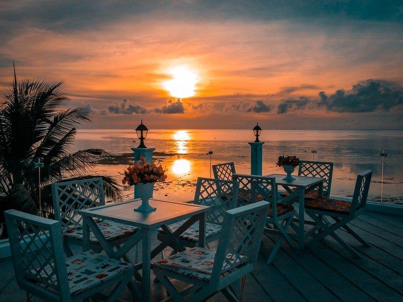 Pokoje z widokiem na morze w Świnoujściu