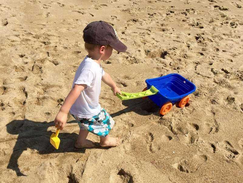 Noclegi nad morzem dla rodzin z dziećmi