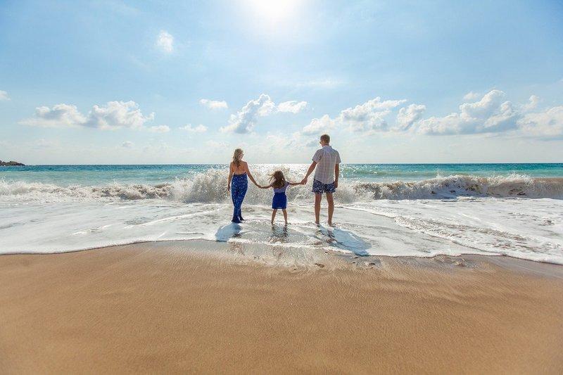 Ośrodki wczasowe nad morzem dla rodzin z dziećmi